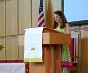 Youth Sunday 5-11-14