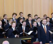 Virginia Glee Club 10-26-14