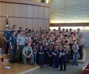 Scout Sunday 2016